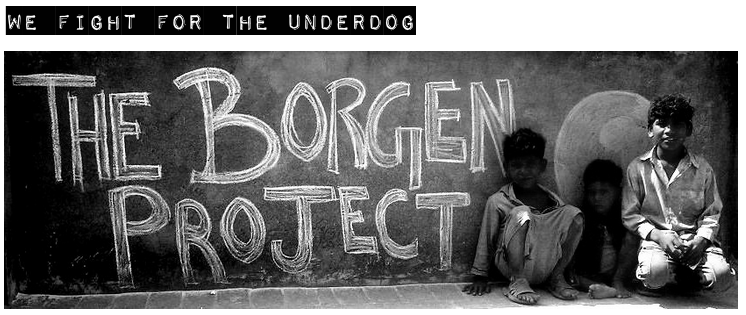 Borgen Project Highlights #GlobalPOV Project